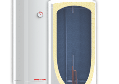Wall-hung water heaters SUNSYSTEM BB EL