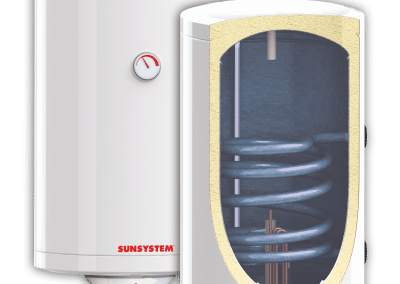 Wall-hung water heaters MB S1