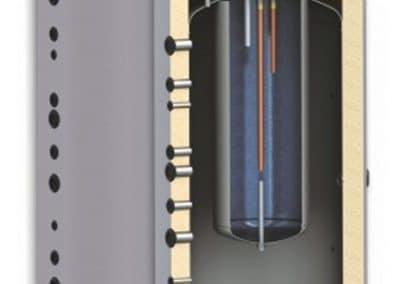 Комбиниран бойлер SUNSYSTEM KSC