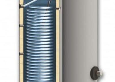 Bojleri za toplotne pumpe SWP NL- sa jednim izmenjivačem