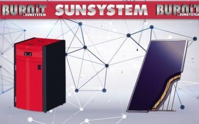 Идеалната комбинация: пелетно отопление със соларна система
