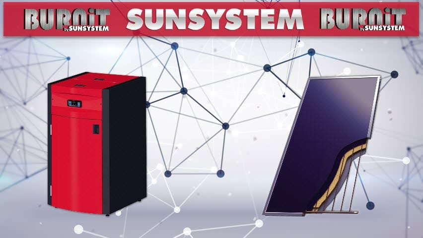 The perfect combination: pellet heating with solar system