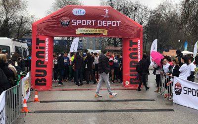 BURNiT и SUNSYSTEM в подкрепа на Run Bulgaria
