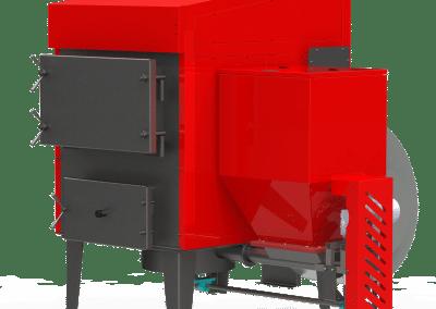 Топловъздушен генератор Burnit HAG 200