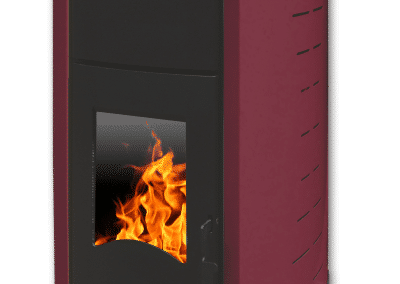 Pellet Stove BURNiT PM Comfort 25 Plus