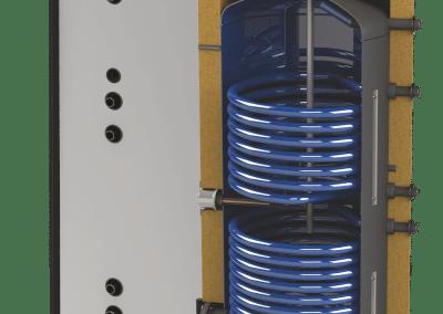 Подови бойлери с увеличена топлообменна площ SUNSYSTEM SON-EXT