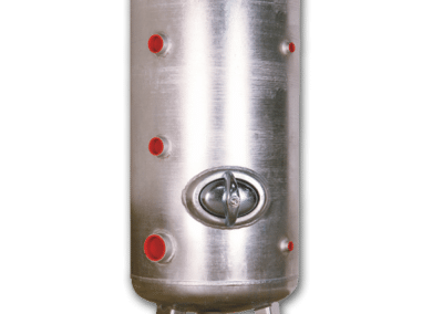 Pressurised water tank ZNC series
