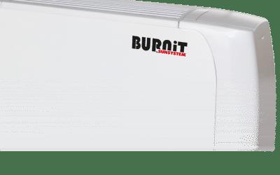 Икономичният конвектор BURNiT FCB – универсален уред за отопление и охлаждане