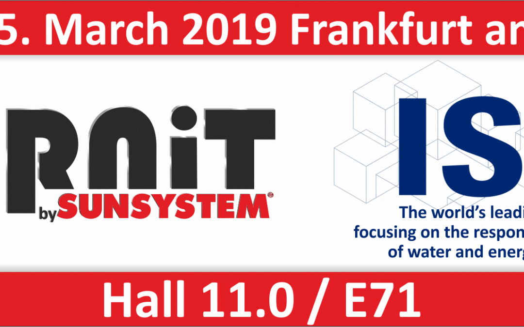 BURNiTwill present its latest products on ISH – Frankfurt