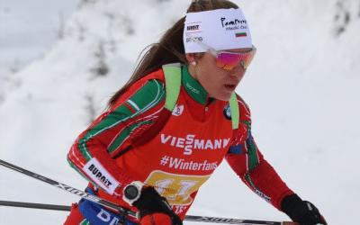 Милена Тодорова с 6-то място на Световното първенство по биатлон