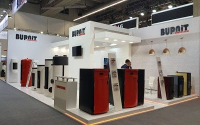 BURNIT with a successful presence at the ISH Fair in Germany