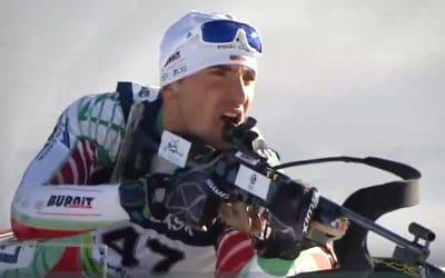 Сребърен медал за българския биатлон, с финансовата подкрепа на BURNiT