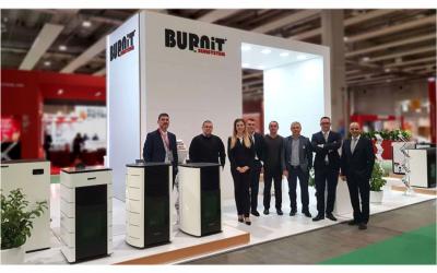 Пореден успех за BURNiT на световното изложение в Италия