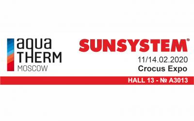 SUNSYSTEМ ще покаже най-новите си продукти на световното изложение AQUA TERM