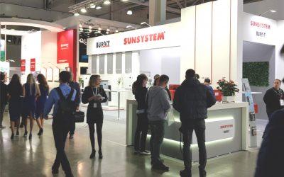 BURNiT и SUNSYSTEM с успешно представяне на световния форум – Акватерм Москва 2020