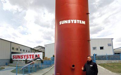 20-тонни буфери SUNSYSTEM отпътуваха за дървопреработвателна фабрика в ЕС
