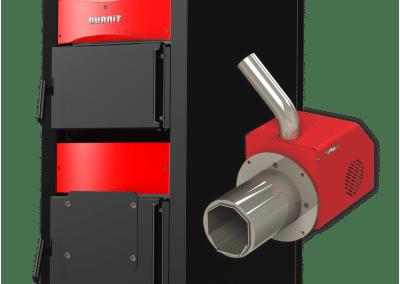 Heating Kit BURNIT WBS ACTIVE – Pellet burner Pell