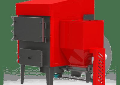 Generator toplog vazduha   BURNIT HAG 200