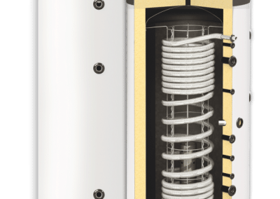 Хигиенични комбинирани бойлери SUNSYSTEM HYG B EF – без серпентина