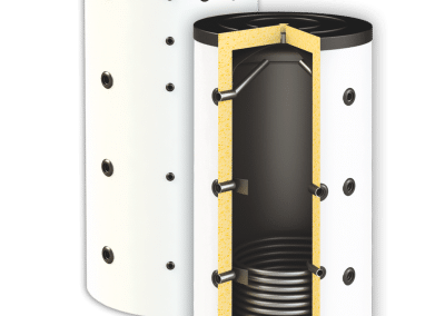 Buffer tanks SUNSYSTEM PBM-R EF – with one coil
