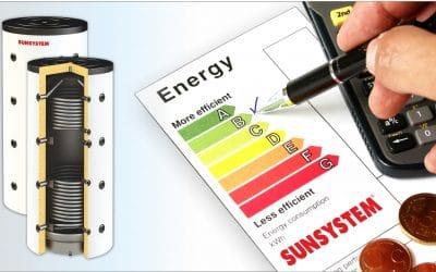 SUNSYSTEM пуска на пазара високообемни бойлери от по-висок енергиен клас