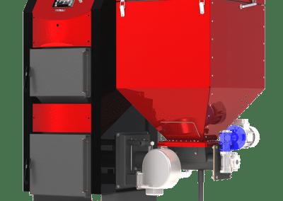 Комбиниран котел BURNiT Advance UB – A
